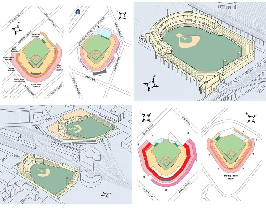 American-Baseball-Parks