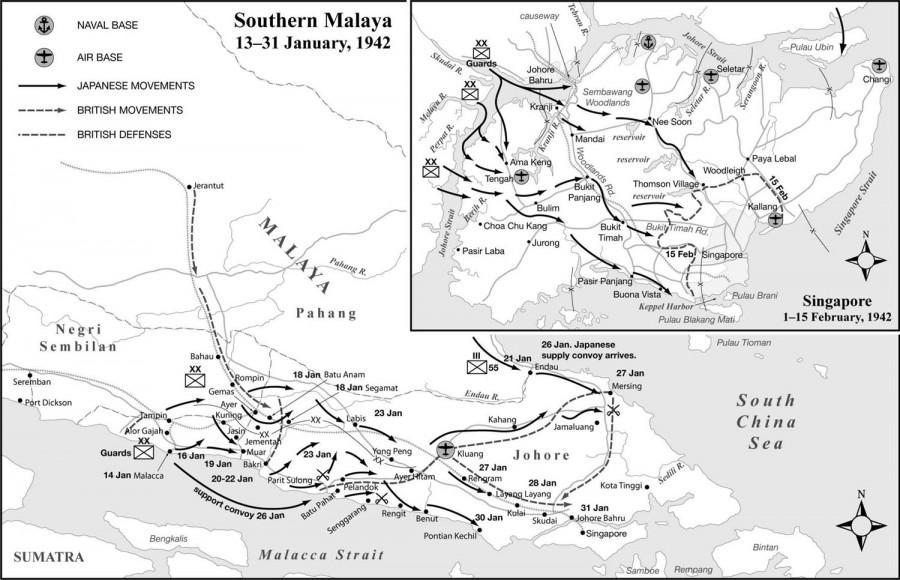 Malaya-&-Singapore