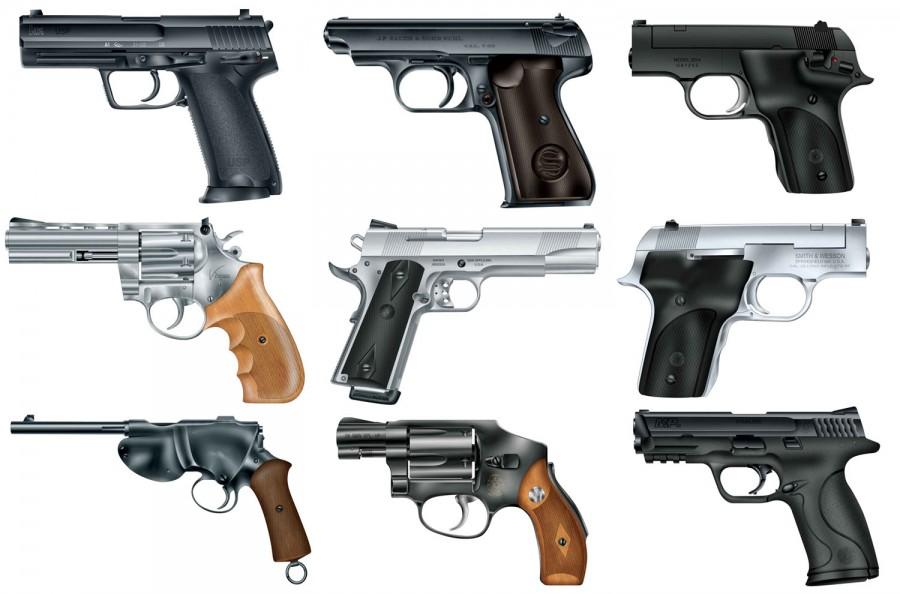 Pistol-Profiles