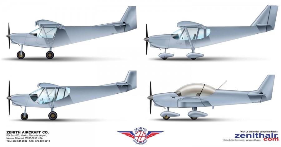 Zenith-Aircraft