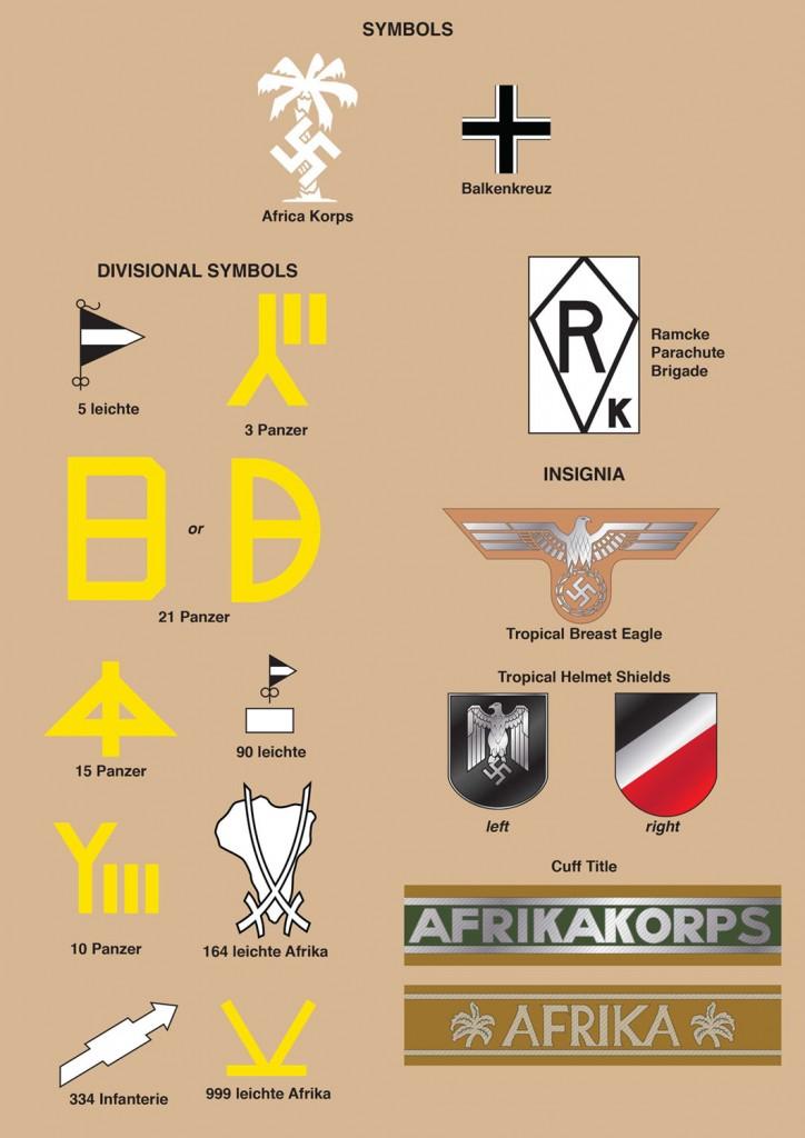 Afrika-Korps-Insignia