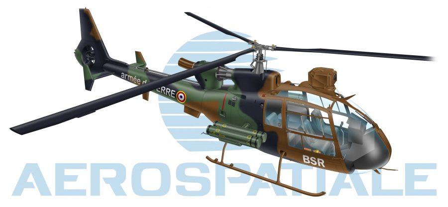 A U00e9rospatiale  Eurocopter Helicopters
